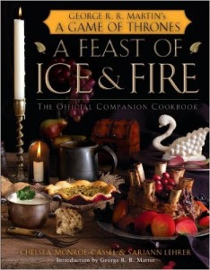 A Feast of Ice and Fire: The Official Game of Thrones Companion Cookbook #gameofthrones #geekfood
