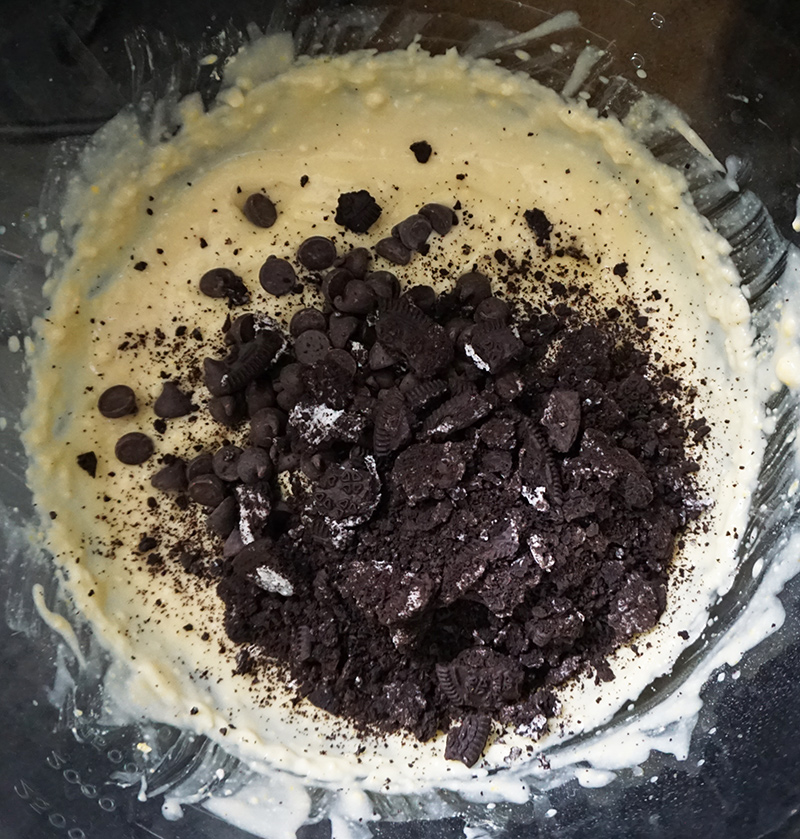 Oreo icebox cake from @bijouxandbits #oreo #desserts