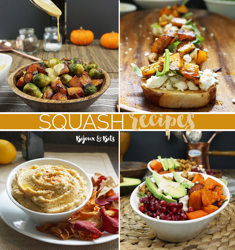 Tasty squash recipes to squash your hunger