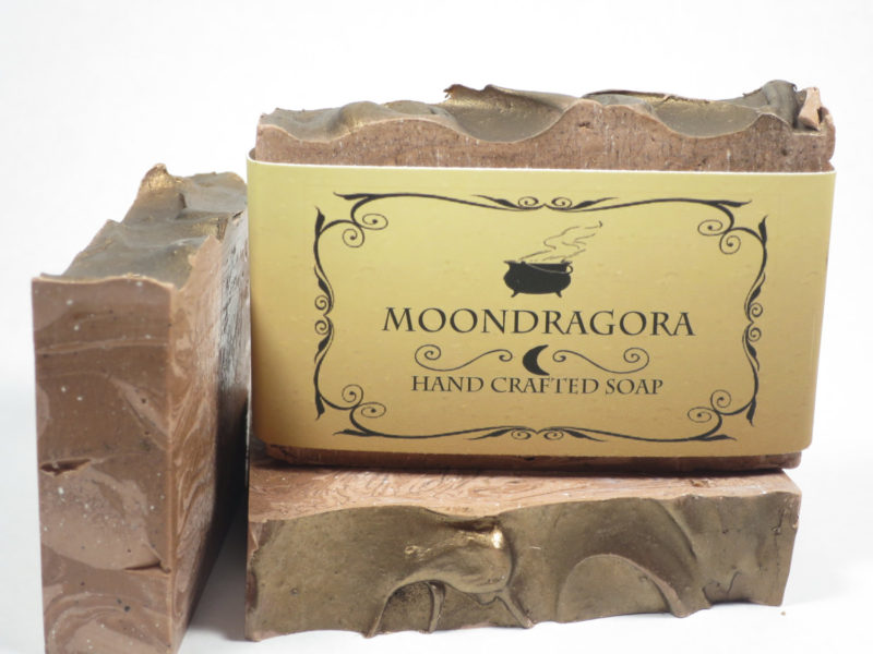 Nefarious Gingerbread Handcrafted Soap: Gingerbread & Spices