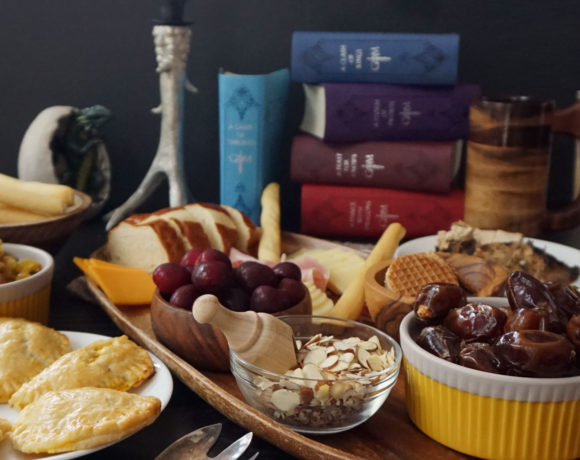 Dinner is coming: A Game of Thrones menu for your premiere party
