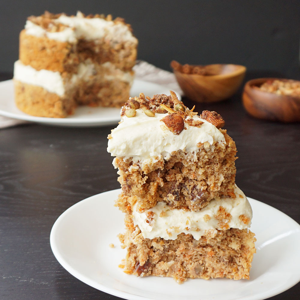 Gluten And Sugar Free Carrot Cake Recipes