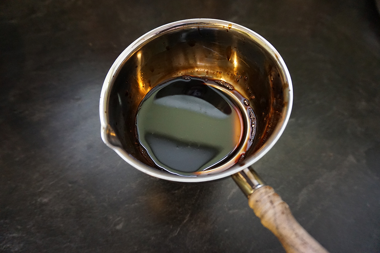 Black gold: how to reduce balsamic vinegar