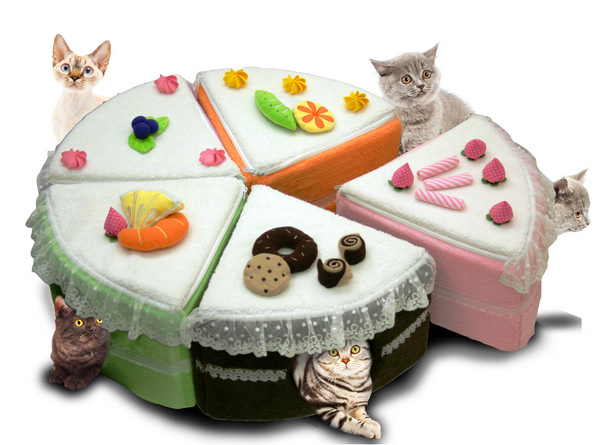 Jonesing for cat cake, Airstreams, and unicorn heads
