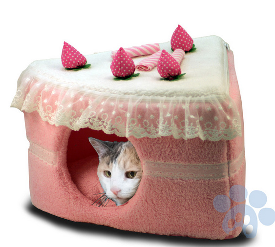 Pet-e-Cake Cat beds