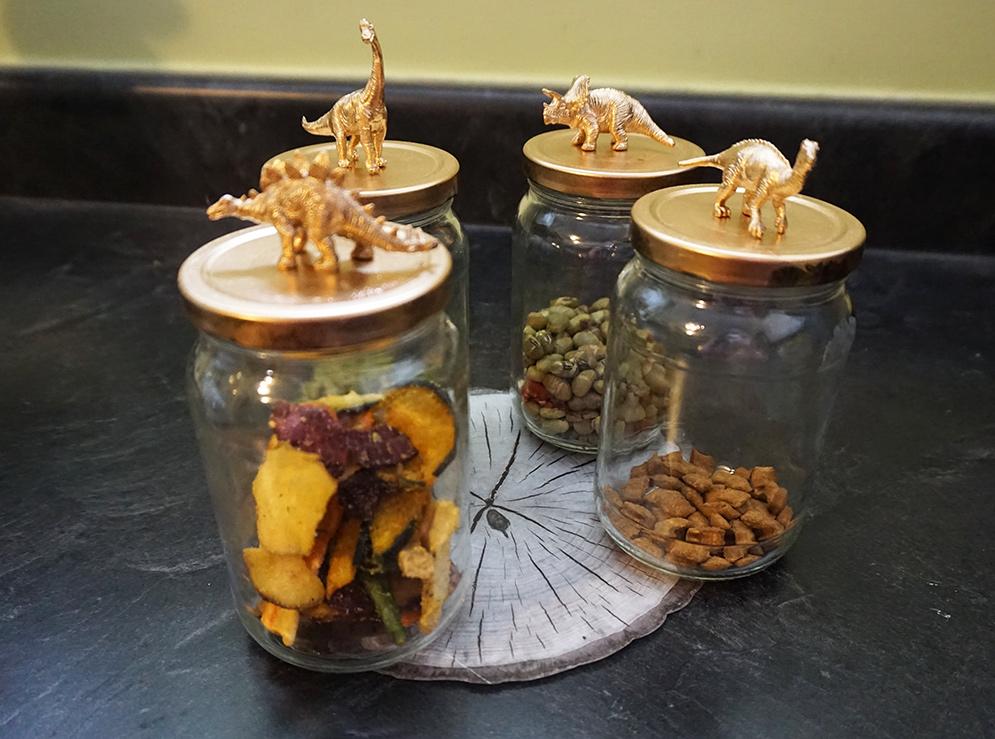Pickle Jar Upcycle DIY