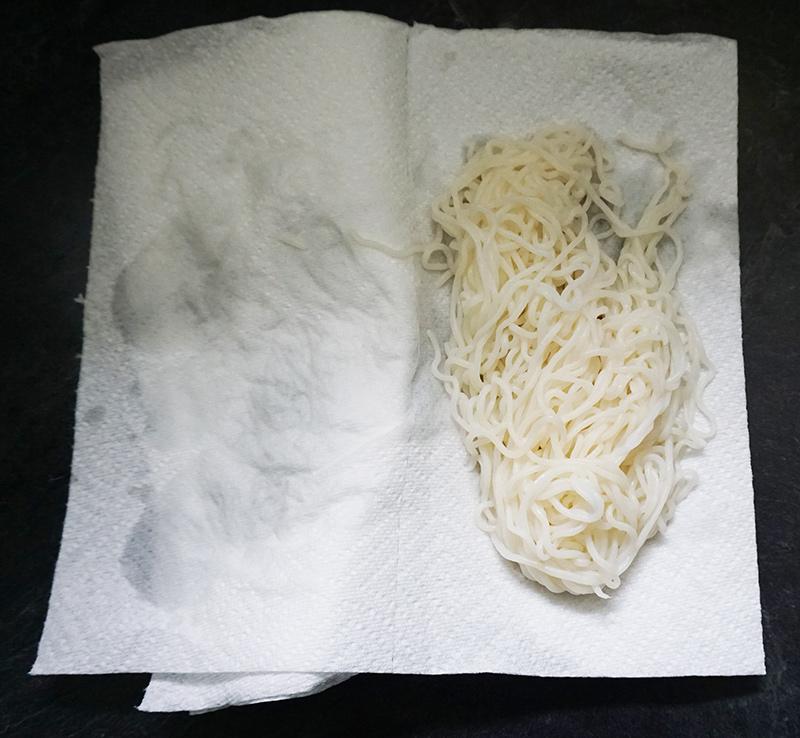 Peanut sesame shirataki noodles recipe from @bijouxandbits