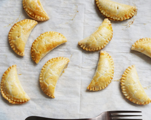 Harry Potter-inspired pumpkin pasties (two ways!)