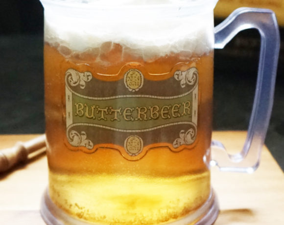 Harry Potter-inspired butterbeer