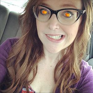 pumpkin-eyed