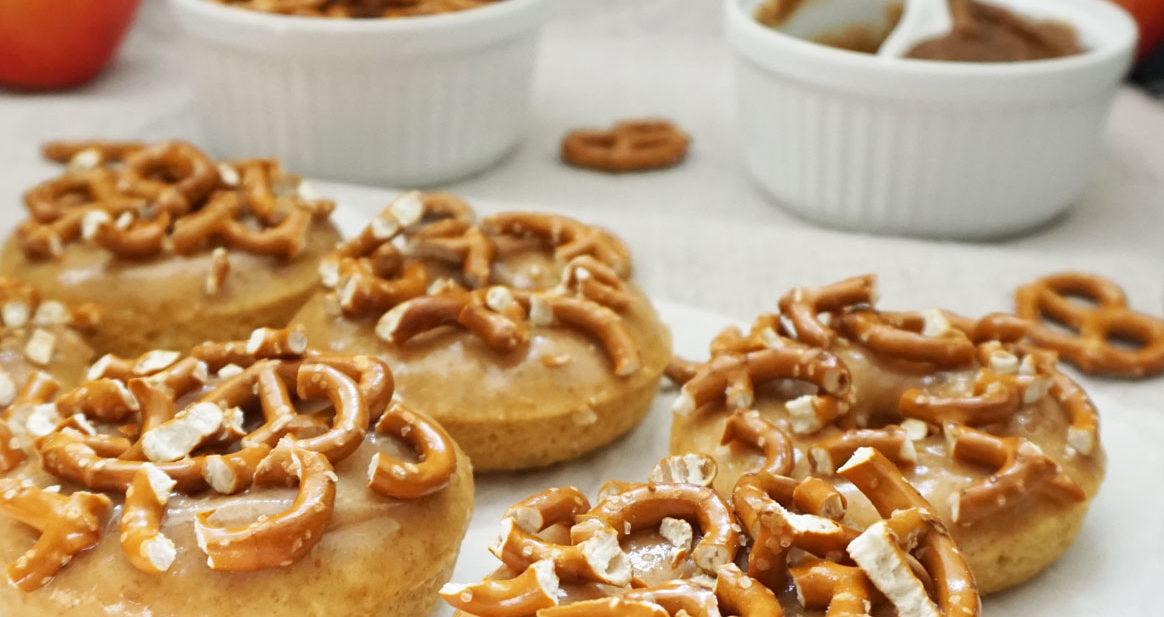 Salted Caramel Apple Cider Donuts Bijoux Amp Bits