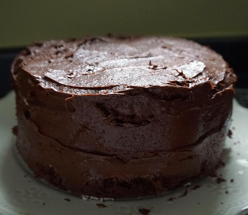 Portal cake recipe from @bijouxandbits #portal #valve #videogames