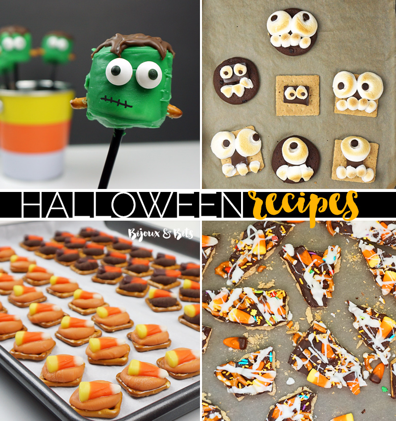 Eyeballs and monster pops: spooky Halloween recipes