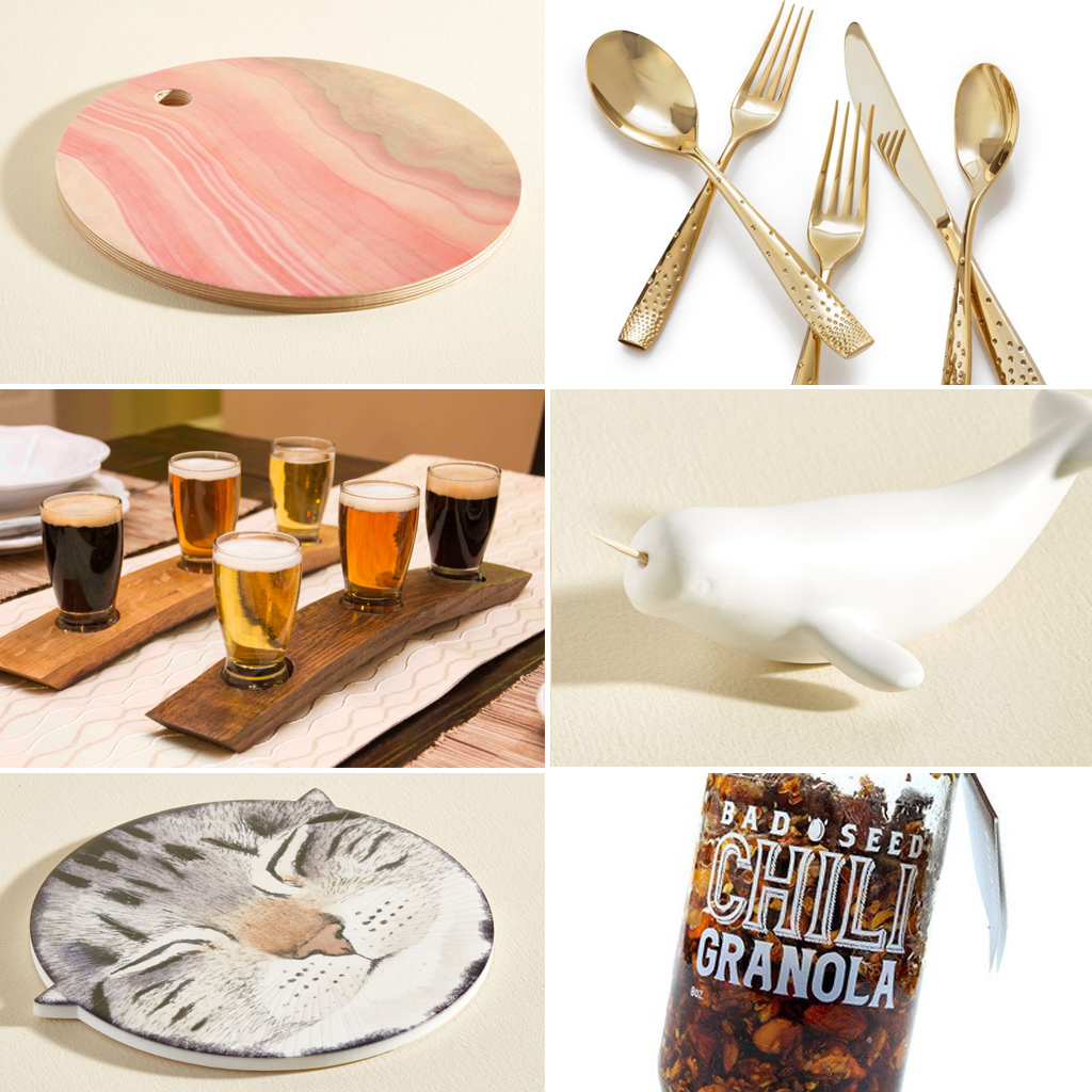 Rad holiday gifts for foodies and cooks