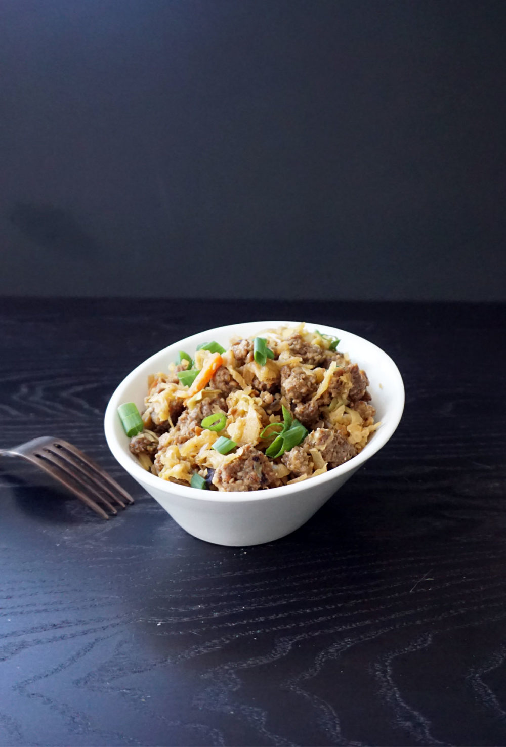 Egg roll bowl (aka keto slaw)