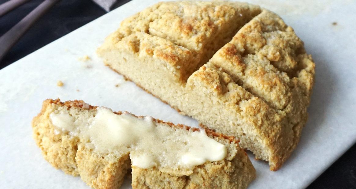 Irish Soda Bread Low Carb Keto Version