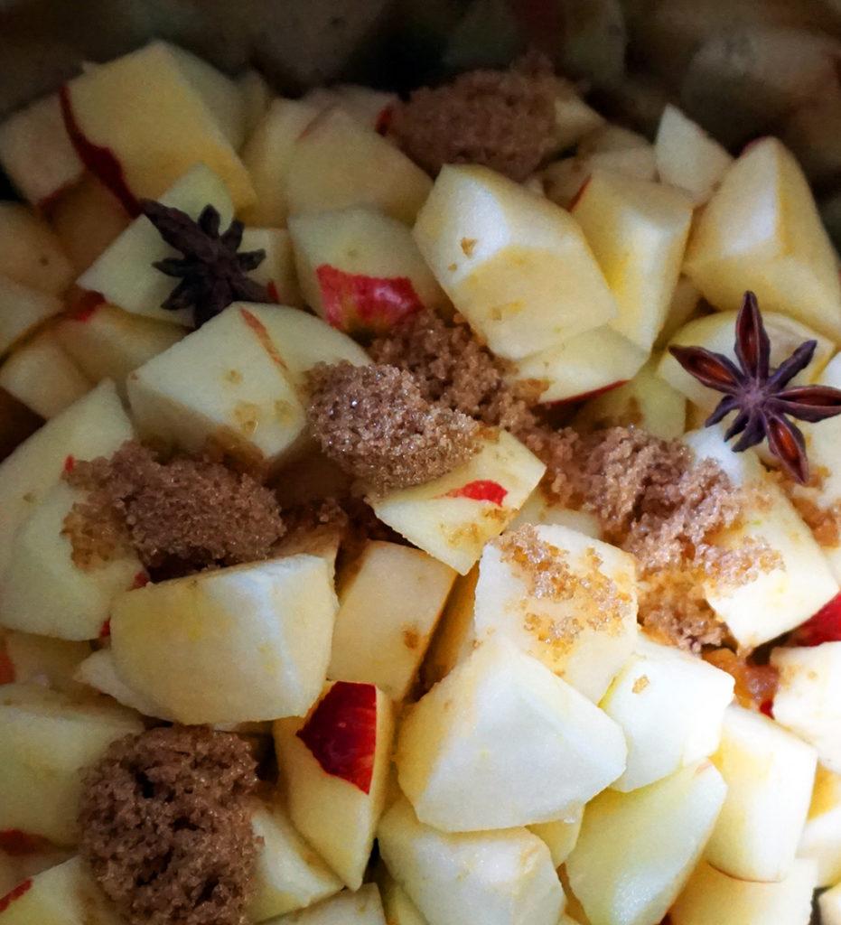 Instant pot apple sauce recipe - homemade apple sauce recipe - slow cooker apple sauce recipe